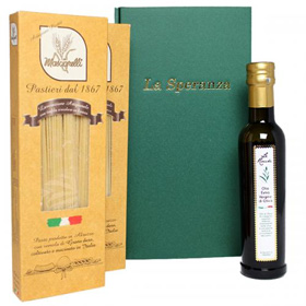 Le Rocche 500ml 1本とパスタ2個セット